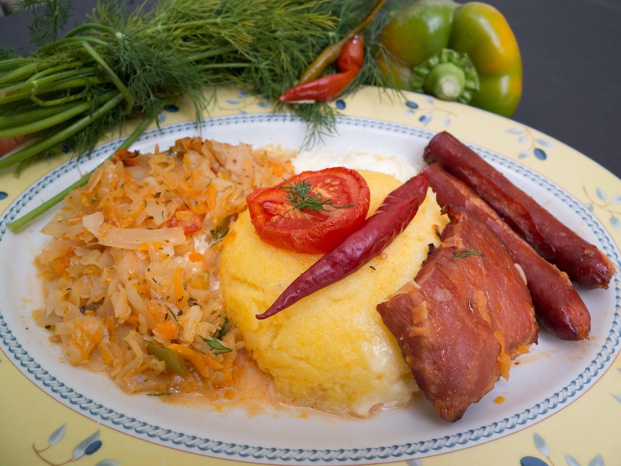 Chou des Balkans cuisiné par Diana