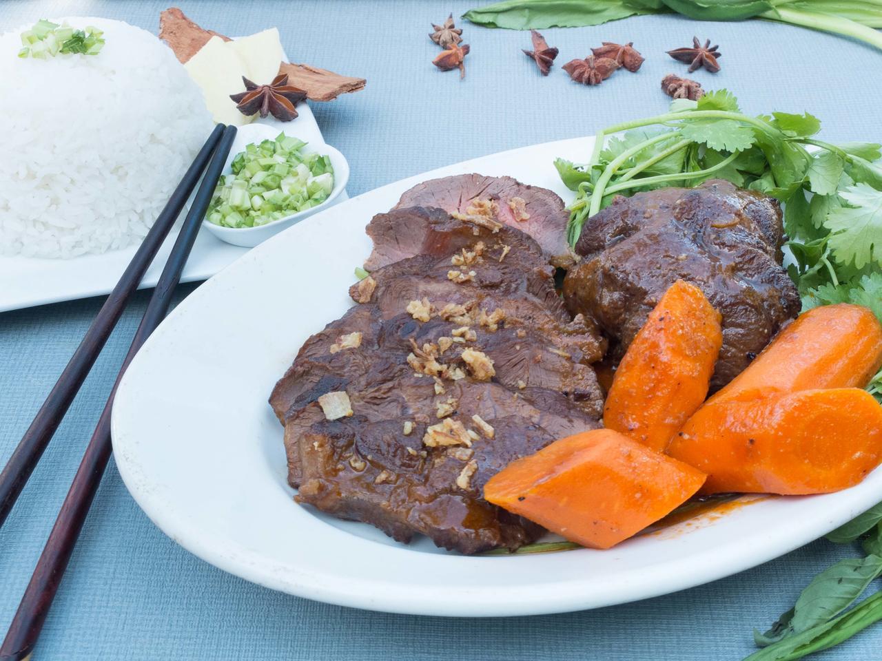 Boeuf bourguignon Saigon cuisiné par Kevin