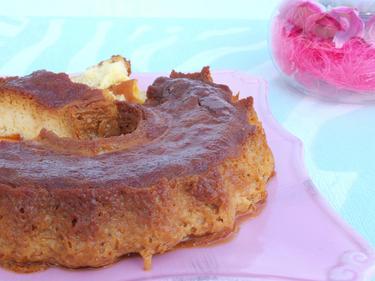 Pudim : flan au caramel portugais cuisiné par Sylvie