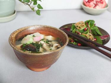 Soupe miso au tofu cuisiné par Yuka