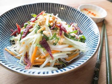Une recette vietnamienne cuisiné par Kevin